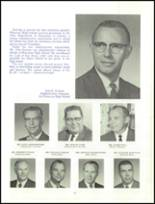 1963 Princeton High School Yearbook Page 16 & 17