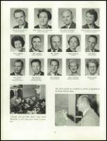 1963 Princeton High School Yearbook Page 18 & 19