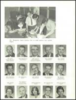 1963 Princeton High School Yearbook Page 20 & 21