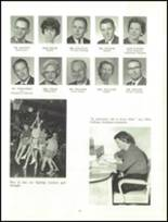 1963 Princeton High School Yearbook Page 22 & 23