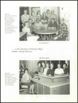 1963 Princeton High School Yearbook Page 24 & 25