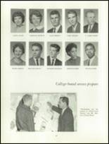 1963 Princeton High School Yearbook Page 28 & 29