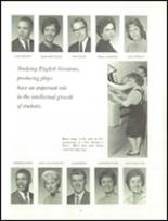 1963 Princeton High School Yearbook Page 34 & 35