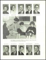 1963 Princeton High School Yearbook Page 36 & 37