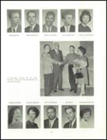 1963 Princeton High School Yearbook Page 38 & 39