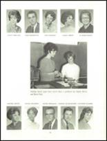 1963 Princeton High School Yearbook Page 42 & 43