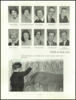 1963 Princeton High School Yearbook Page 44 & 45