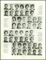 1963 Princeton High School Yearbook Page 58 & 59