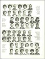 1963 Princeton High School Yearbook Page 62 & 63