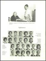 1963 Princeton High School Yearbook Page 64 & 65