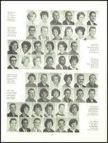 1963 Princeton High School Yearbook Page 66 & 67