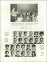 1963 Princeton High School Yearbook Page 68 & 69