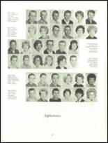 1963 Princeton High School Yearbook Page 70 & 71