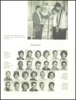 1963 Princeton High School Yearbook Page 74 & 75