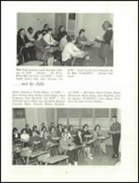 1963 Princeton High School Yearbook Page 88 & 89