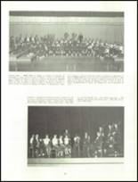 1963 Princeton High School Yearbook Page 100 & 101