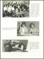 1963 Princeton High School Yearbook Page 106 & 107