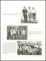 1963 Princeton High School Yearbook Page 108 & 109