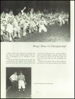 1963 Princeton High School Yearbook Page 112 & 113
