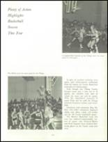1963 Princeton High School Yearbook Page 118 & 119