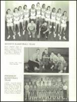 1963 Princeton High School Yearbook Page 120 & 121