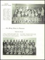 1963 Princeton High School Yearbook Page 122 & 123
