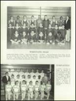 1963 Princeton High School Yearbook Page 124 & 125