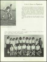 1963 Princeton High School Yearbook Page 126 & 127