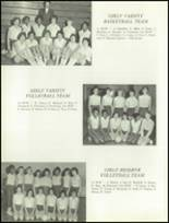 1963 Princeton High School Yearbook Page 128 & 129