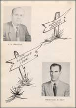 1952 Canadian High School Yearbook Page 10 & 11