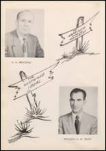1952 Canadian High School Yearbook Page 12 & 13
