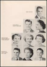 1952 Canadian High School Yearbook Page 18 & 19