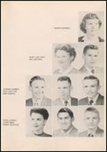 1952 Canadian High School Yearbook Page 20 & 21