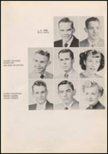 1952 Canadian High School Yearbook Page 22 & 23