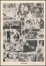1952 Canadian High School Yearbook Page 24 & 25
