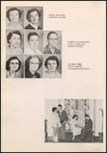 1952 Canadian High School Yearbook Page 32 & 33