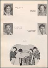 1952 Canadian High School Yearbook Page 36 & 37