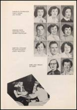 1952 Canadian High School Yearbook Page 38 & 39