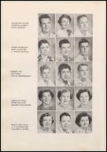 1952 Canadian High School Yearbook Page 40 & 41