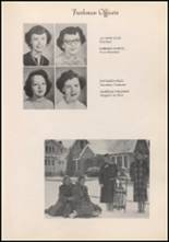 1952 Canadian High School Yearbook Page 42 & 43