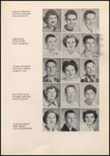 1952 Canadian High School Yearbook Page 44 & 45