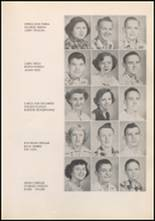 1952 Canadian High School Yearbook Page 46 & 47