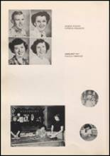 1952 Canadian High School Yearbook Page 48 & 49
