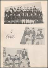 1952 Canadian High School Yearbook Page 54 & 55