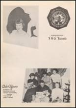 1952 Canadian High School Yearbook Page 56 & 57