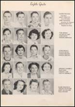 1952 Canadian High School Yearbook Page 64 & 65