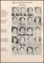1952 Canadian High School Yearbook Page 66 & 67