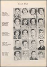 1952 Canadian High School Yearbook Page 68 & 69