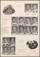 1952 Canadian High School Yearbook Page 74 & 75