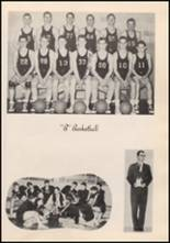 1952 Canadian High School Yearbook Page 82 & 83